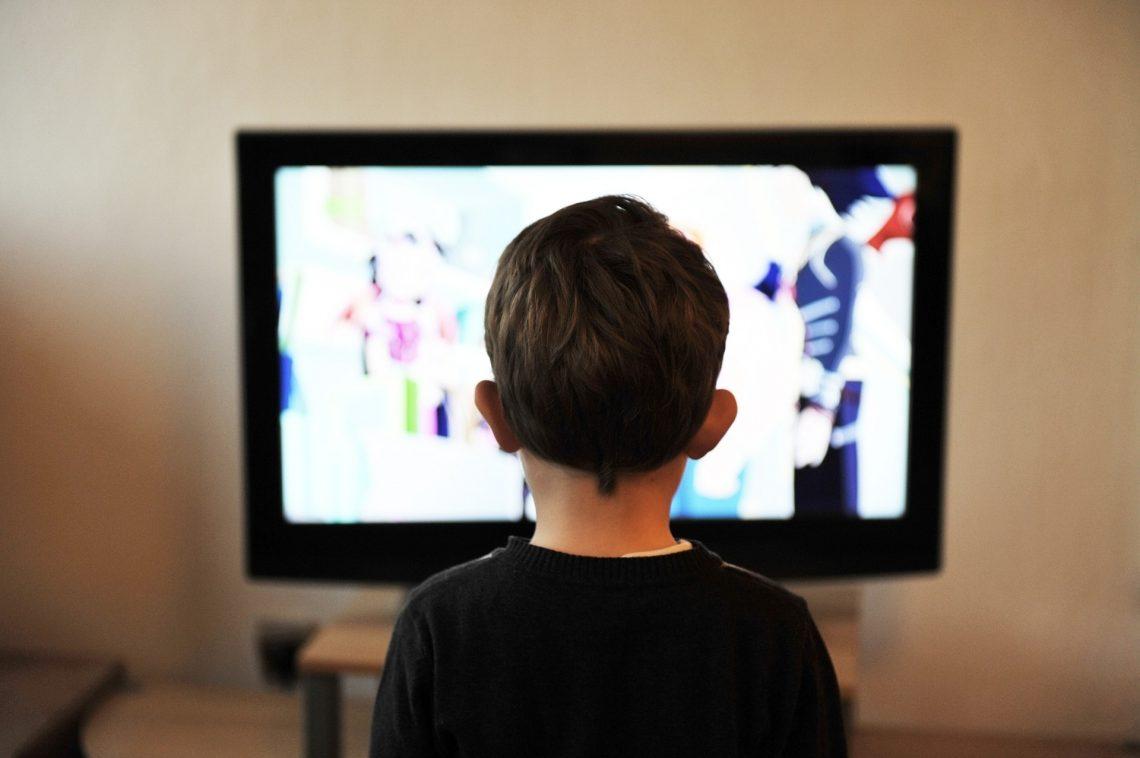 Advertising effect on children
